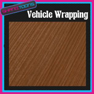 "2M X 1370mm (52"")  CAR INTERIOR EXTERIOR DASHBOARD CUSTOMISED DECO WOOD EFFECT - 160728289457"